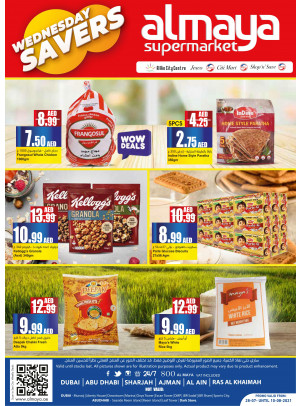 Al Maya Weekly Offers