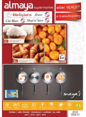 Al Maya Weekly Offers - Wow Deals
