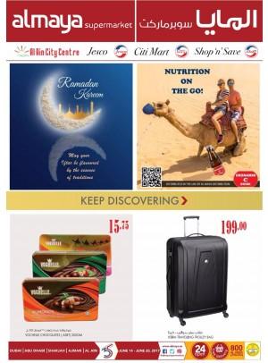 Ramadan Weekly Offers