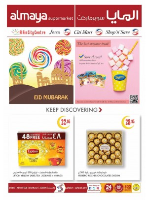 EID Mubarak Weekly Offers