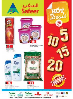 Hot Deals - AED 5, 10, 15 & 20