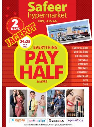 2 Days Jackpot - Jurf, Ajman