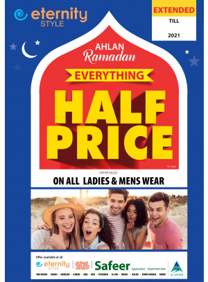 Half Price Offers