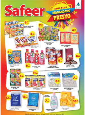 Super Deals - Magandang Presyo