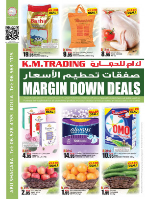 Margin Down Deals - Rolla & Abu Shagara