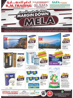 Margin Down Mela - Abu Dhabi