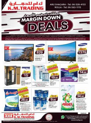 Margin Down Deals - Mussafah