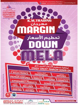 Margin Down Mela Volume 2