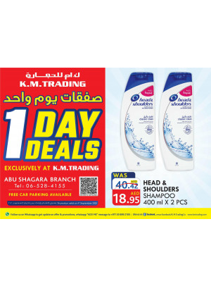 1 Day Deals - Abu Shagara