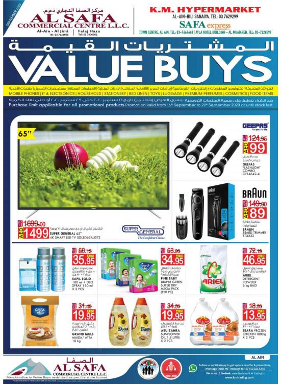 Value Buys - Al Ain
