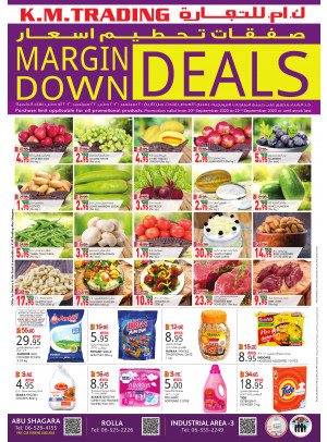 Margin Down Deals - Sharjah