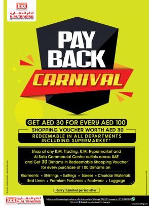 Pay Back Carnival