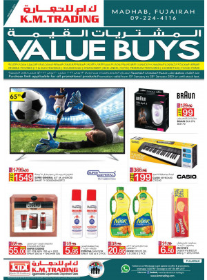 Value Buys - Fujairah