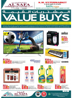 Value Buys - Al Ain