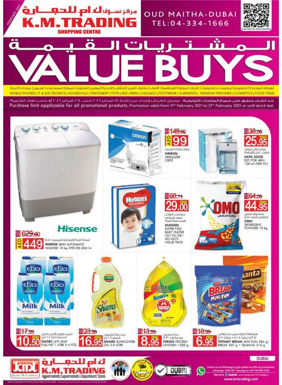 Value Buys - Dubai