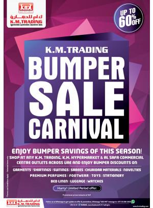 Bumper Sale Carnival