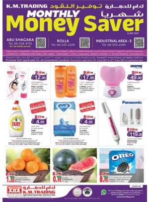 Monthly Money Saver - Sharjah