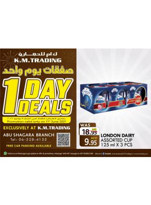 One Day Deals - Abu Shagara