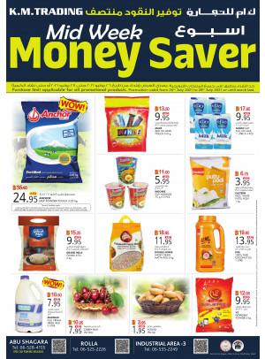 Midweek Money Saver - Sharjah