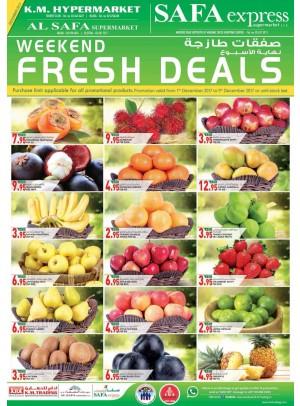 Weekend Fresh Deals - Abu Dhabi Branches