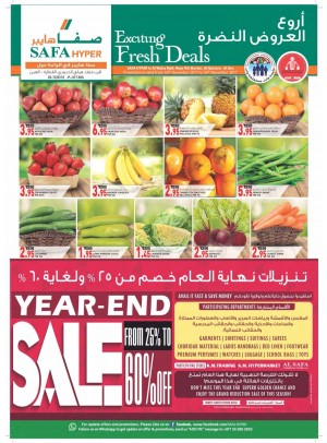 Exciting Fresh Deals - Safa Hyper, Al Ain