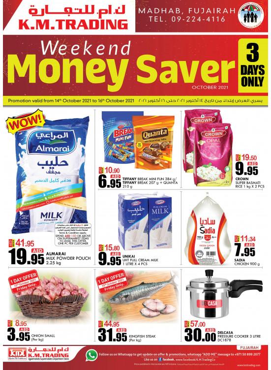 Weekend Money Saver - Fujairah
