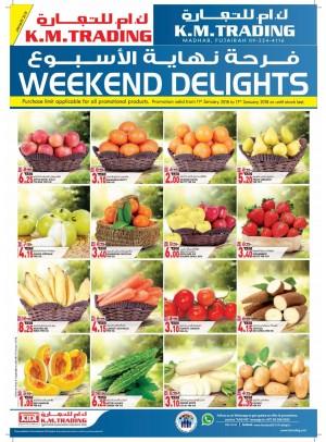 Weekend Delights - Fujairah Branch