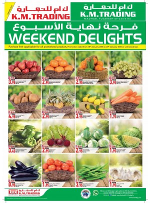 Weekend Delights - Fujairah Branch