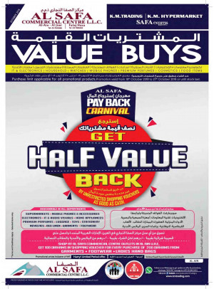 Value Buys - Al Safa
