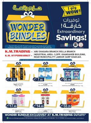Wonder Bundles - Sharjah