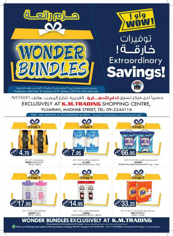 Wonder Bundles - Fujairah