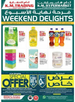 Weekend Delights - Musaffah