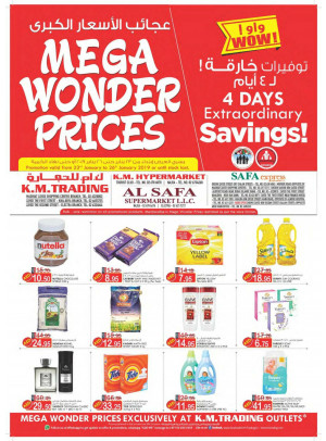 Mega Wonder Prices - Abu Dhabi