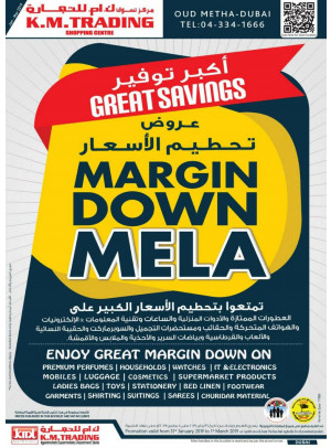 Margin Down Mela - Dubai