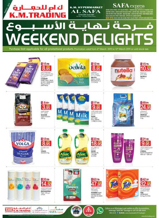 Weekend Delights - Al Safa