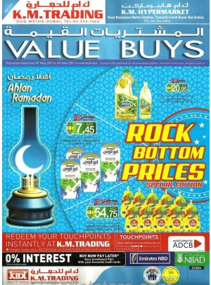 Welcome Ramadan Value Buys