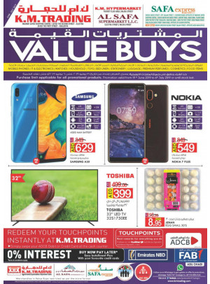Value Buys - Abu Dhabi