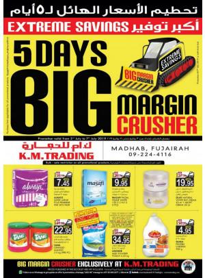 Big Margin Crusher - Fujairah