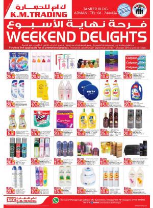 Weekend Delights - Ajman