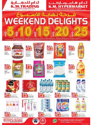 Weekend Delights - Mussafah