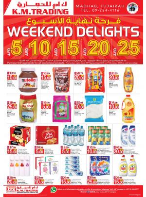 Weekend Delights - Fujairah