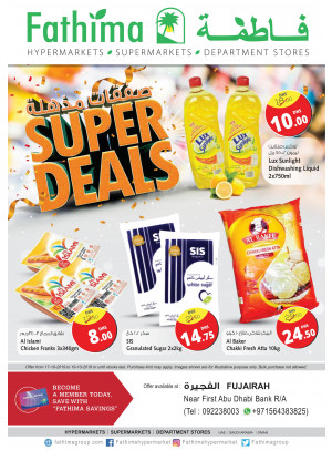 Super Deals - Fujairah