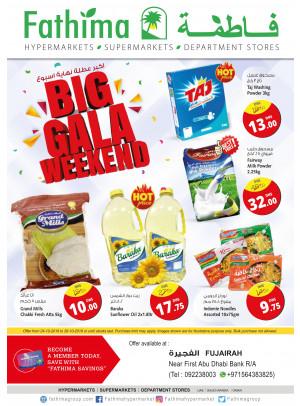 Big Gala Weekend - Fujairah