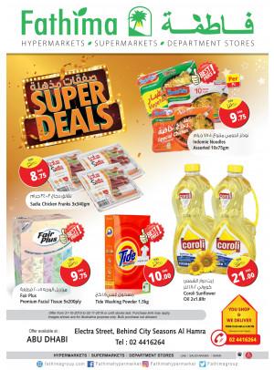 Super Deals - Electra St., Abu Dhabi