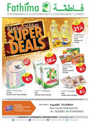 Super Deals - Fujairah