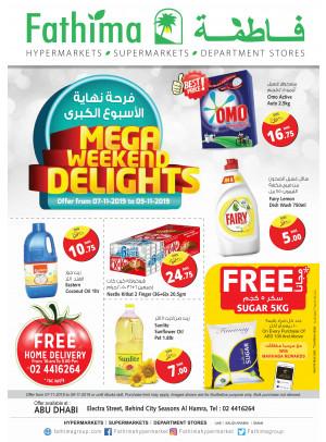 Mega Weekend Delights - Electra St., Abu Dhabi