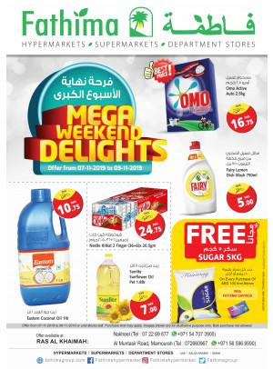 Mega Weekend Delights - Ras Al Khaimah