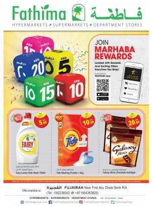 5, 10,15, 20 AED Offers - Fujairah