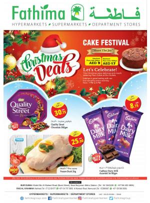 Christmas Deals - Ras Al Khaimah & Bur Dubai