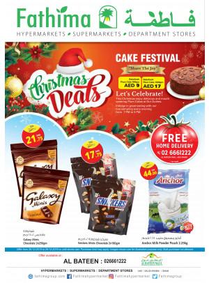 Christmas Deals - Al Bateen Mall, Abu Dhabi
